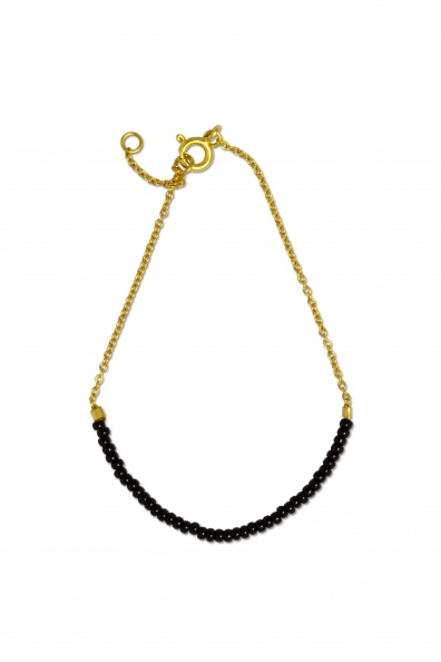 LULU_BraceletStudio_Beads_Black_Gold_Round.jpg